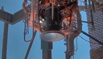 BE-3U rocket engine