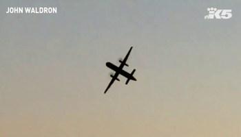 Rogue plane