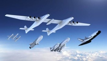 Stratolaunch rocket family