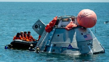 Systima wins a contract to supply hatch mechanisms for NASA's Orion spaceship