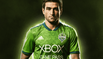 Microsoft touts Xbox gaming subscription service with new Sounders FC jersey design