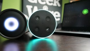 First impressions: Amazon Alexa and Microsoft Cortana are friendly acquaintances, not best friends