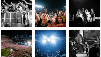 In a sea of social media from Pearl Jam's first Seattle 'Home Show,' images from 2 pros stand out