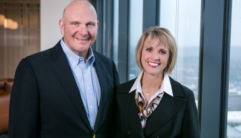 Steve and Connie Ballmer donate $20M to Seattle Children's clinic that serves low-income families