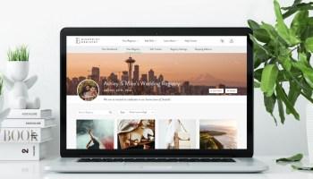 David's Bridal acquires digital gift registry startup Blueprint Registry