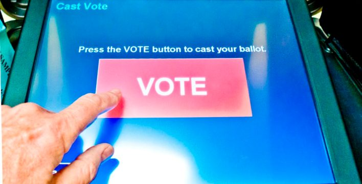 online-only voting? don't do it, experts say in report on election security - geekwire