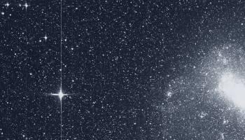 TESS sky image