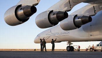 Stratolaunch livery