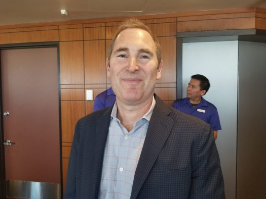 Amazon Web Services CEO Andy Jassy joins NHL ownership ...