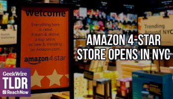 TLDR: Amazon opens store selling highest-rated items
