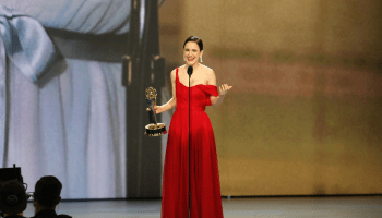Amazon marks another Emmy Awards first with big comedy series win for 'The Marvelous Mrs. Maisel'