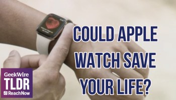 TLDR: Apple announces a new watch that could save your life