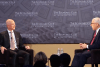 Jeff Bezos on new foundation, Amazon HQ2 status, Trump media criticism, and why he was fine being second-richest person