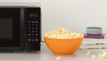 'Alexa, cook my potato': Amazon unveils $60 WiFi-connected microwave