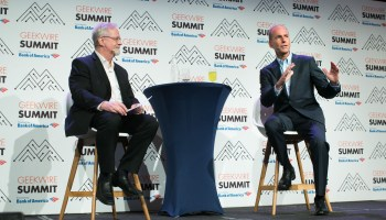 Boeing CEO Dennis Muilenburg lays out his vision for space airplanes and aerospace traffic system