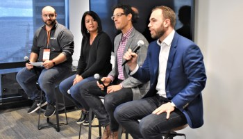 Corporate venture panel