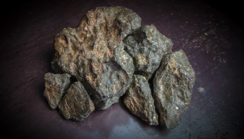 Get a piece of the rock: Large lunar meteorite known as 'The Moon Puzzle' to go up for auction
