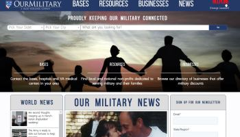 Former aQuantive executive teams up with military publisher to launch OurMilitary.com