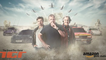 Amazon creates 'Grand Tour Game' to bring driving fans in on the action of popular TV series