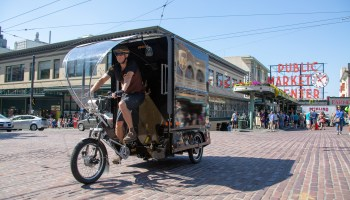 UPS launches cargo e-bike delivery in Seattle, returning to bicycle courier origins a century later