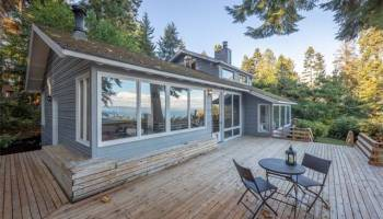 Northwest Contemporary Living on Bainbridge Island