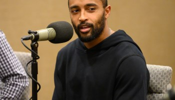 GeekWire Podcast in Renton – Doug Baldwin