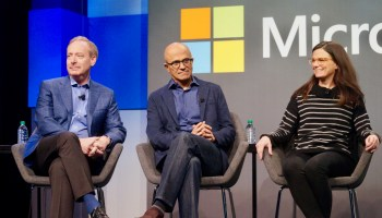 Microsoft beats Wall Street expectations, posting $30.6B in revenue, powered by cloud division