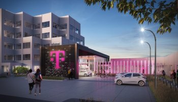 T-Mobile unveils plans for $160M dramatic refresh of its headquarters campus