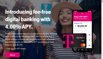 T-Mobile Money mobile banking launches with special incentives for T-Mobile wireless customers