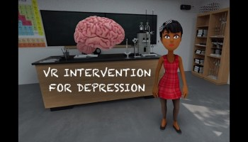Pixvana helps develop therapy in virtual reality aimed at kids dealing with depression and anxiety