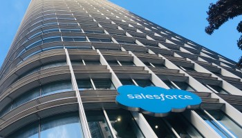 Salesforce beats Q4 earnings expectations, but investors frown at its Q1 outlook