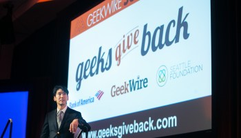 Geeks Give Back: It's time for the technology community to step up and give!