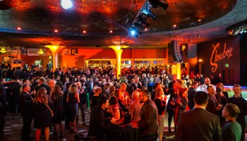 GeekWire Gala highlights: Seattle tech celebrates the holidays in style at our 8th annual event