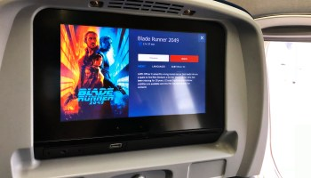 Flight or fright? Action-packed movies top Alaska Airlines' list of most watched inflight entertainment