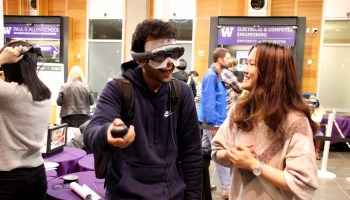 UW students show off virtual reality projects in another display of Seattle's VR/AR clout