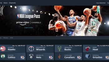 Amazon adds NBA League Pass to Prime video lineup as tech giant continues sports push