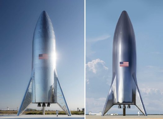 Elon Musk says SpaceX has assembled shiny Starship test ...