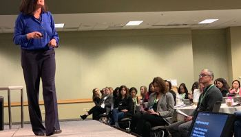 'We cannot let the next generation down': Women in Cloud Summit rallies crowd to turn the tide in tech
