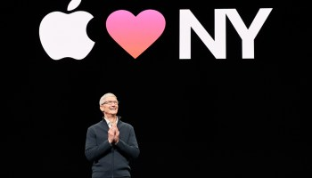 Apple sees record profits, even as China revenues plummet 27%