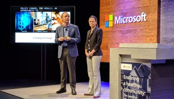 Microsoft reveals first affordable housing investment of $500M initiative