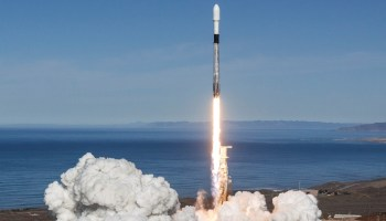 SpaceX SSO-A launch