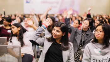 Seattle conference draws inspiration from renowned Grace Hopper Celebration