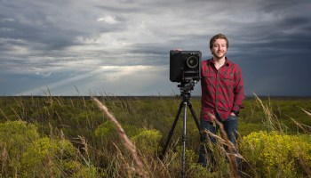 Developing story: In age of digital, this 28-year-old photographer went to Antarctica with 65 rolls of film