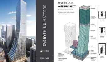 Amazon backs out of massive Seattle office tower as questions swirl about growth plans