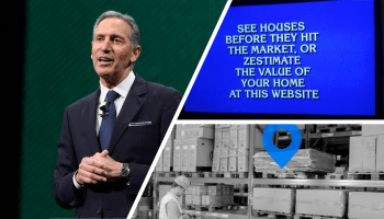 Week in Geek: Howard Schultz's presidential pitch, beating Zillow's Zestimate, and Bluetooth's new direction