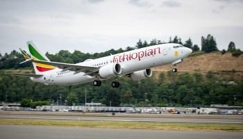 Ethiopian Airlines 737 MAX 8