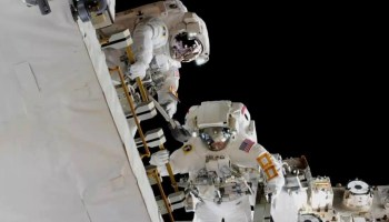 NASA reshuffles spacewalk lineup, with all-female outing ruled out due to suit size