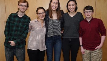 UW students rely on input from professor's son to create prototype for app that eases panic attacks