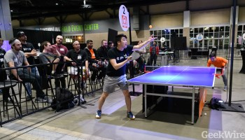 GeekWire Bash 2019 champions: Here are the big winners from this year's tournaments