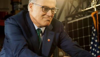 Presidential hopeful Inslee calls state's innovation economy a model for the other Washington